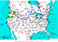 2008-04-23 Surface Weather Map NOAA.png