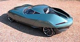 2008 Bertone Alfa Romeo BAT 11 left rear.jpg