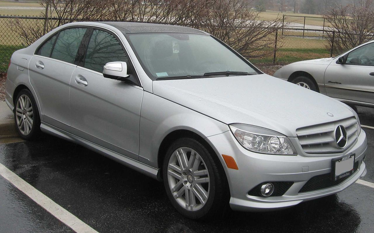 File 2008 mercedes benz c300 sport wikimedia commons for 2008 mercedes benz c300