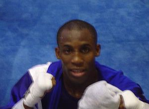 Yordenis Ugás - Ugás at the 2008 Summer Olympics.