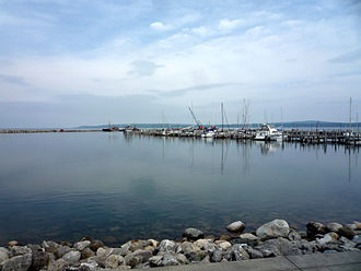 Petoskey, Michigan - Petoskey Marina
