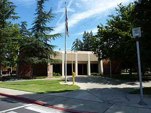 Fresno City College - Administration Building