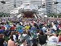 20090814 Pritzker Pavilion on Beethoven's 9th Day.JPG