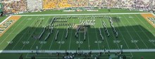 File:2012 Homecoming Show - Baylor University Golden Wave Band.webm