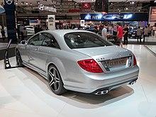 Facelift Mercedes Benz Cl 63 Amg