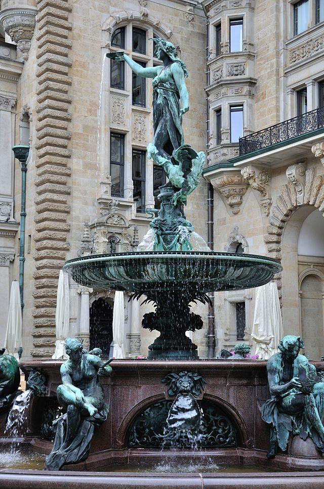 Brunnen Hamburg.Hygieia Brunnen Hamburg Wikiwand
