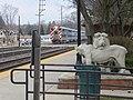 20130406 24 Metra @ Hollywood (Zoo Stop) (9322697481).jpg