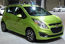 Chevrolet Spark Wikipedia La Enciclopedia Libre