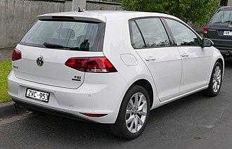 Volkswagen Golf Mk7 - 5-door hatchback
