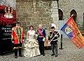 """2014-05-01 Ausstellung Eröffnung """"Der Weg zur Krone. Das Königreich Hannover und seine Herrscher"""", Schloss Marienburg, Herrschafts' Zeiten e.V.jpg"""