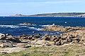 2014 O mar en Muxía. Cabo Vilán ao fondo. Galiza.jpg