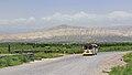 2014 Prowincja Ararat, Krajobraz widziany z drogi prowadzącej do klasztoru Chor Wirap (05).jpg