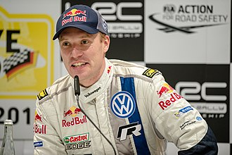 Volkswagen Polo R WRC - Jari-Matti Latvala left the Ford World Rally Team to drive for Volkswagen.