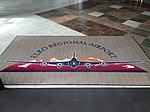 2015-05-05 10 54 29 Rug within the terminal at the Elko Regional Airport in Elko, Nevada.jpg