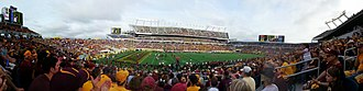 2015 Citrus Bowl - Image: 2015 Citrus Bowl Panorama