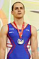 2015 European Artistic Gymnastics Championships - Horizontal Bar - Medalists 11.jpg