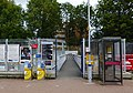 2015 London-Woolwich, Woolwich Dockyard railway station 14.JPG