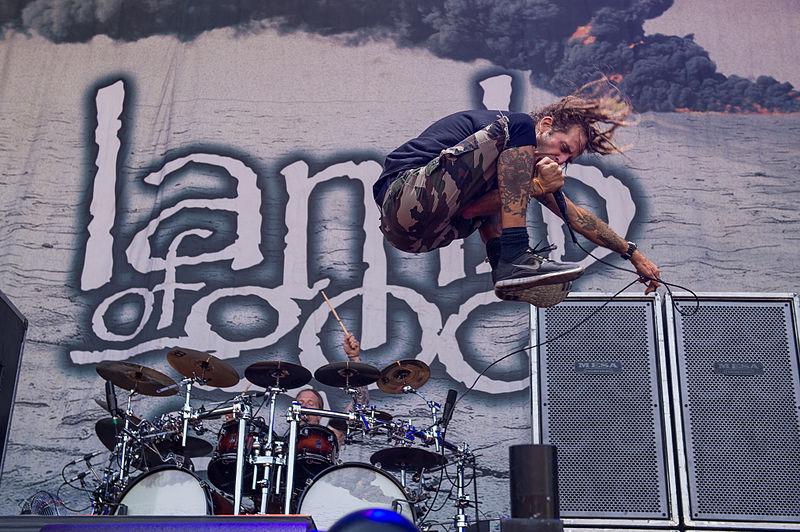 Lamb Of God 2020 концерт