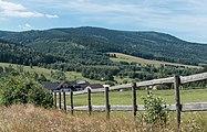 2016 Gołogrzbiet i Łysiec, Góry Bialskie.jpg