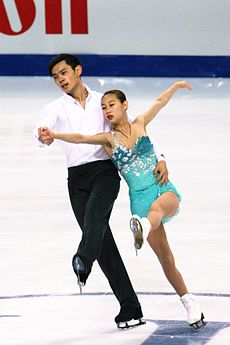 2016 Grand Prix of Figure Skating Final Peng Cheng Jin Yang IMG 3555.jpg