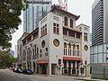 2016 Singapur, Chinatown, Ulica Telok Ayer, Chiński Kościół Metodystyczny (01).jpg