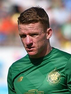 Jonny Hayes Irish association footballer