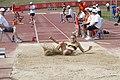 2017 08 04 Ron Gilfillan Wpg Long jump Female 014 (36089766970).jpg