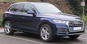 Audi Q5 Wikipedia >> Audi Q5 Wikipedia