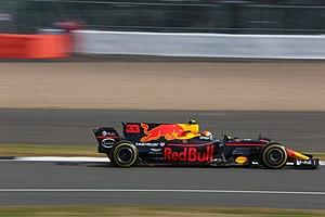 Red Bull RB13 - Image: 2017 British Grand Prix (35766501862)