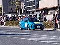 2017 Hakone Ekiden Headquarter Prius Plug-in Hybrid.jpg