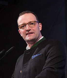 Jens Spahn German politician