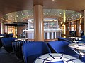 2018-03-25 Planets bar inside the Cap Finistère Brittany Ferry (1).JPG