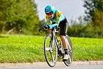 20180924 UCI Road World Championships Innsbruck Women Juniors ITT Svetlana Pachshenko (KAZ) DSC 7550.jpg