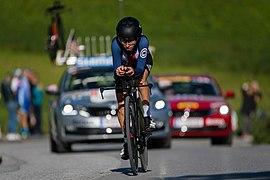 20180925 UCI Road World Championships Innsbruck Women Elite ITT amber Leone Neben 850 9368.jpg