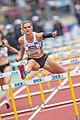 2018 DM Leichtathletik - 100-Meter-Huerden Frauen - Louisa Grauvogel - by 2eight - DSC7485.jpg