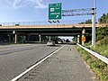 2019-08-07 08 58 46 View south along U.S. Route 29 (Columbia Pike) at Exit 20A (Maryland State Route 175 EAST, Jessup) in Columbia, Howard County, Maryland.jpg