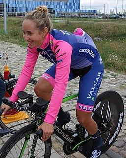 Silvia Persico Italian cyclist
