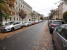 Georg-Schumann-Straße in Dresden