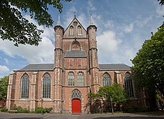 Thanksgiving - Pieterskerk