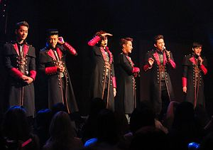 2PM - Image: 2PM during Go Crazy Tour In USA, 2014