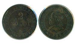 1 сольдо в рублях альбом для монет от москвы до сочи