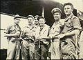 31 Squadron RAAF personnel Morotai Jan 1945 AWM OG3402.jpg
