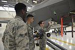 33rd FW nondestructive inspection Airmen inspect F-35 160516-F-MT297-035.jpg
