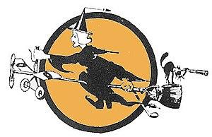 354th Aero Squadron - Image: 354th Aero Squadron Emblem