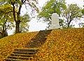 3847. Псков. Братская могила русских воинов, павших в бою в 1581.jpg