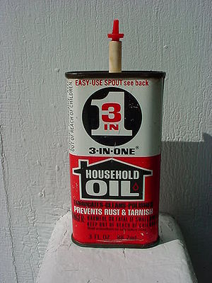 3-In-One Oil - 3-In-One lubricating oil