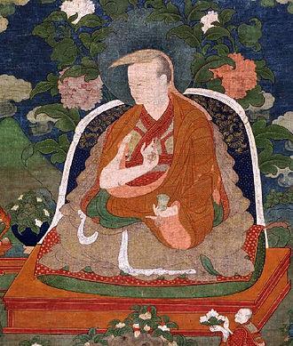 Panchen Lama - 3rd Panchen lama, b.1505 - d.1556