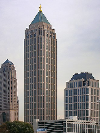One Atlantic Center - One and Two Atlantic Center