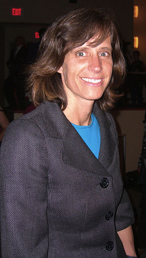 Dawn Zimmer - Zimmer at the swearing-in ceremony of Union City Mayor Brian P. Stack, May 18, 2010