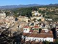 508 Sant Jaume, Remolins i el castell de Tenasses (Tortosa), des de la Suda.JPG